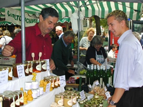 Enjoy Somerset's Farmers Markets